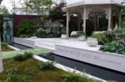 Organicstone - Garden for George Harrison - Chelsea Flower Show 2008 - 1