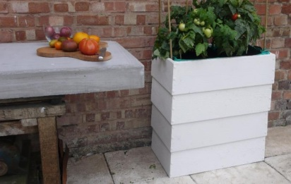 Organicstone - Hive - Raised bed planter 1