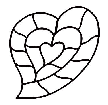 Heart Collection Maxi Midi Mini Organicstone