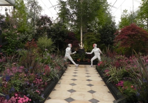 Live fencing Chelsea 2012