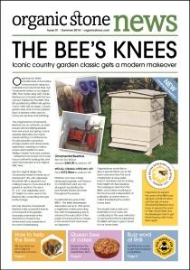 Organicstone Beehive Magazine Page 1