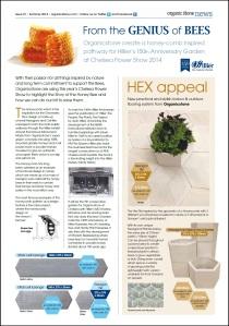 Organicstone Beehive Magazine Page 2