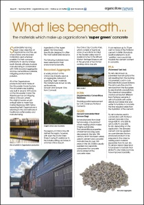 Organicstone Beehive Magazine Page 6
