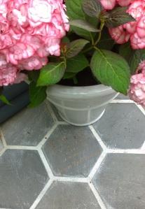 Organicstone - RHS Chelsea 2014 Honeycomb Pathway & Beehive Pic6